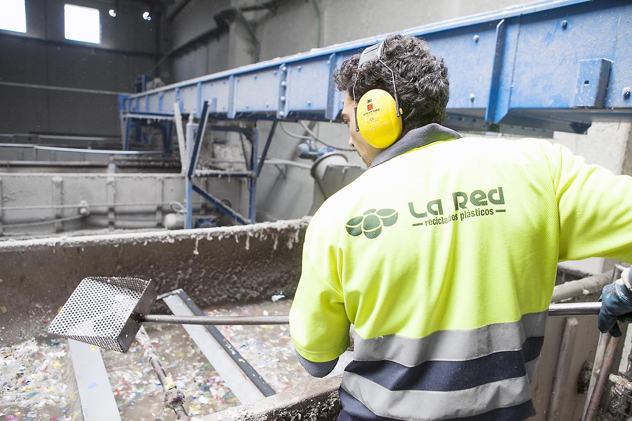 Cubas, contenedores y compactadores de Reciclados La Red