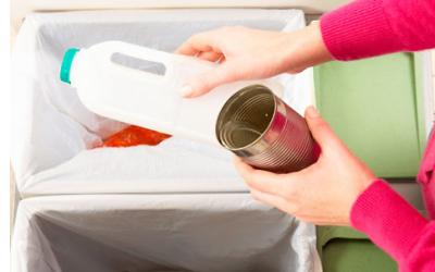 Los hogares españoles son los segundos de Europa en reciclaje de plástico