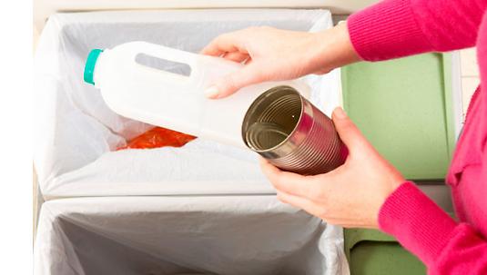 Los hogares españoles son los segundos de Europa en el reciclaje de plástico