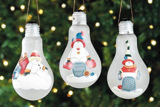 Decorar Un Arbol De Navidad Con Chapas