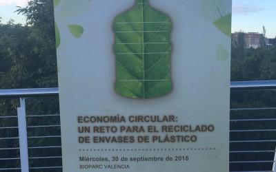 Economía circular: Un reto para el reciclado de envases de plástico