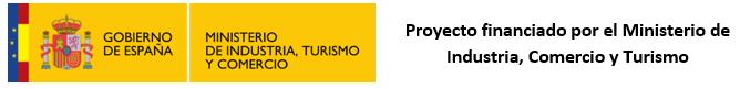 Proyectos financiados por el Ministerio de Industria, Comercio y Turismo